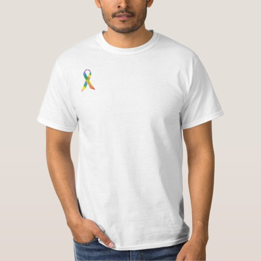 Civil Rights Ribbon Tee Shirt