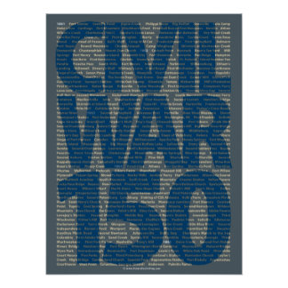 Civil War 150th Anniversary Battle Art Poster