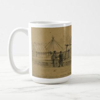 Civil War Adjutant General Coffee Mug
