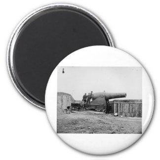 Civil War, Alexandria, Virginia, 1860-1865 2 Inch Round Magnet