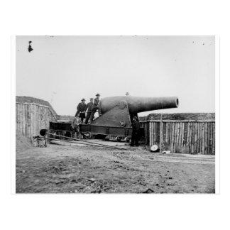 Civil War, Alexandria, Virginia, 1860-1865 Postcard