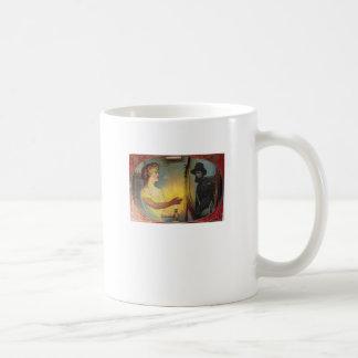 Civil War Apparition (Vintage Halloween Card) Coffee Mug