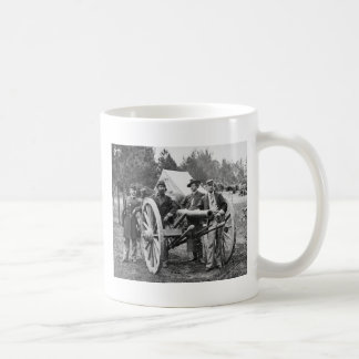 Civil War Artillery, 1860s Coffee Mug