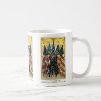Civil War Battle Flags no.3 Mugs