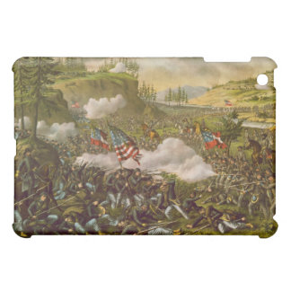 Civil War Battle of Chickamauga by Kurz & Allison iPad Mini Case