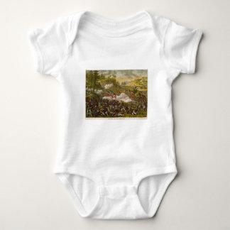 Civil War Battle of Chickamauga by Kurz & Allison Tee Shirt