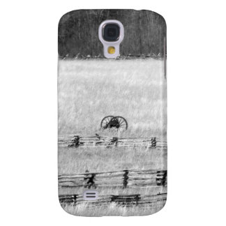 Civil War Battle of Pea Ridge Battlefield Cannons Samsung Galaxy S4 Covers