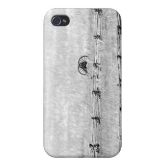 Civil War Battle of Pea Ridge Cannons Covers For iPhone 4