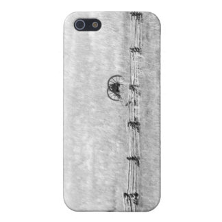 Civil War Battle of Pea Ridge Cannons iPhone 5 Cover
