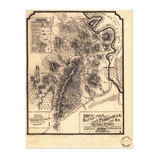 Map Of Kentucky Art  Framed Artwork  Zazzle