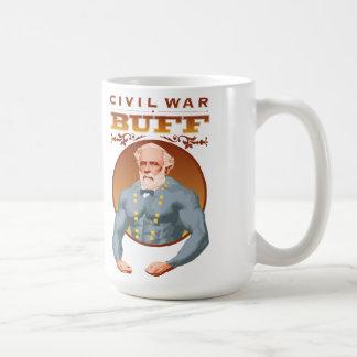 Civil War Buff Lee Mug--Nerdtastic Designs Coffee Mug