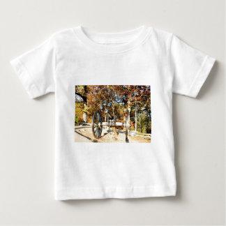 Civil War Cannon Baby T-Shirt