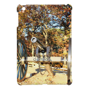 Civil War Cannon Case For The iPad Mini