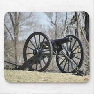 Civil War Cannon Mouse Pad