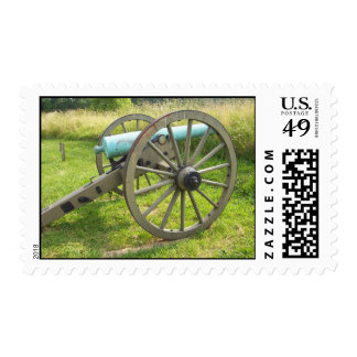civil war cannon photo by bbillips postage stamps