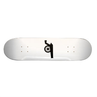 Civil War Cannon Skate Board