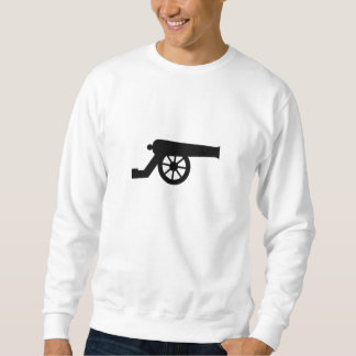 Civil War Cannon Sweatshirt