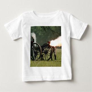 Civil War Cannon Tee Shirt