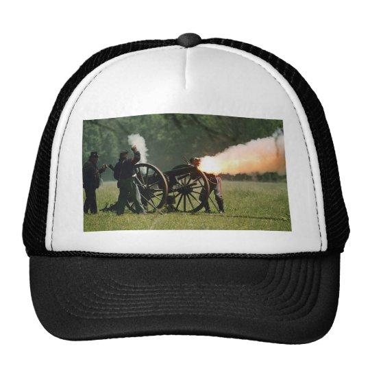 Civil War Cannon Trucker Hat