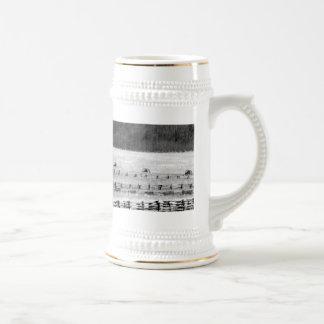 Civil War Cannons Photograph Mugs