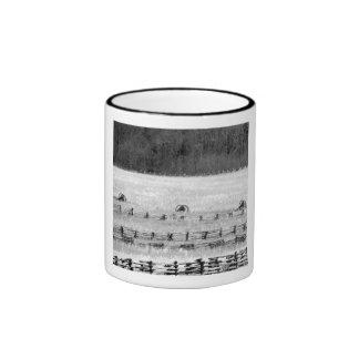 Civil War Cannons Photograph Coffee Mug
