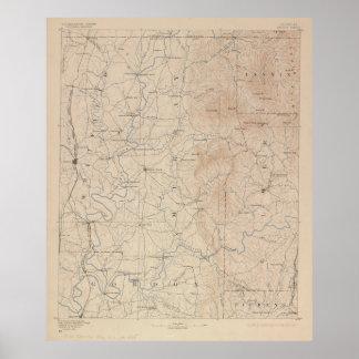 Civil War Dalton Georgia Posters
