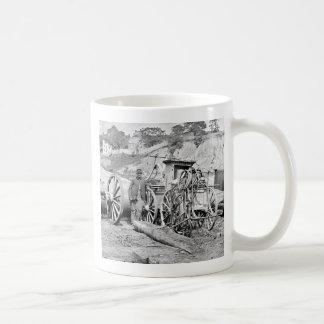 Civil War Fire Engine, 1865 Coffee Mug