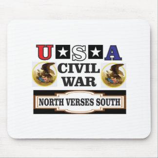 civil war fun art mouse pad