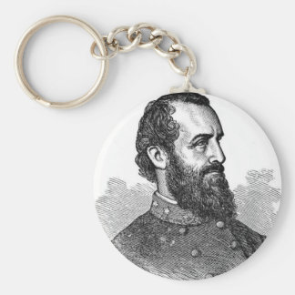 Civil War General Keychain