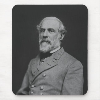 Civil War General Robert E. Lee Mouse Pad