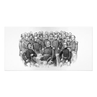 Civil War Generals of the Union collector cards