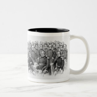 Civil War Generals of the Union mug