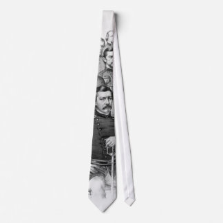 Civil War Generals of the Union tie