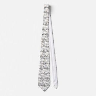Civil War Genius Neck Tie