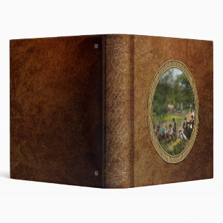 Civil War - Gettysburg camp of Captain Huft 1865 Binder