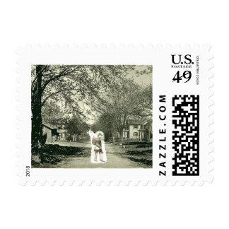 Civil War Ghost Postage