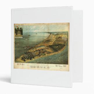 Civil War Hammond General Hospital and Prison 1864 Binder