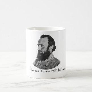 Civil War Hero -- General Stonewall Jackson Coffee Mug