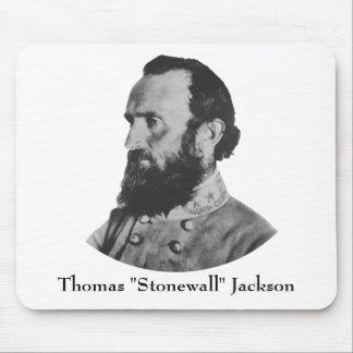 Civil War Hero -- General Stonewall Jackson Mouse Pad
