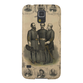 Civil War Heroes Case For Galaxy S5