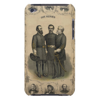 Civil War Heroes Case-Mate iPod Touch Case
