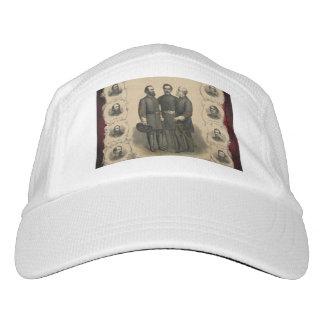 Civil War Heroes Headsweats Hat