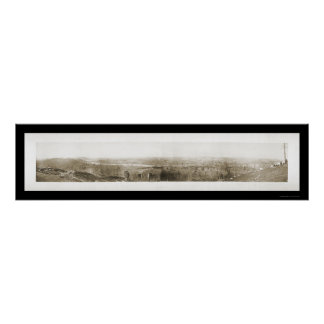 Civil War Knoxville TN Photo 1864 Poster