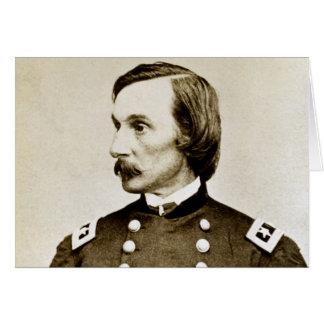 Civil War Major General G. K. Warren Greeting Card