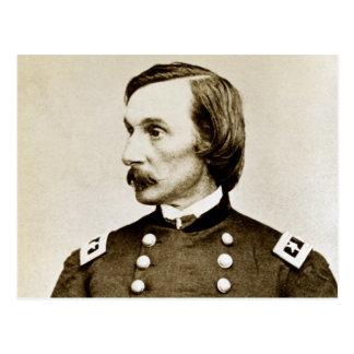 Civil War Major General G. K. Warren Postcard