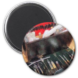 Civil War Medical Instruments Fridge Magnet