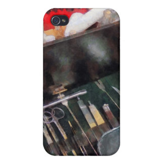 Civil War Medical Instruments iPhone 4/4S Covers