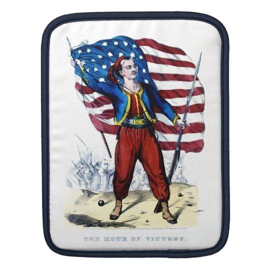 Civil War New York Zouaves Sleeve For iPads