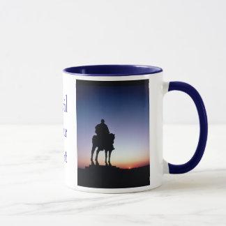 Civil War Nut Mug