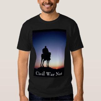 Civil War Nut T-shirt
